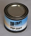 Tru-Tray Top Coat 4 oz.